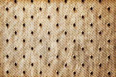 Brown dot background. Brown dot texture for background stock photos