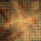 Brown dots Stock Photos