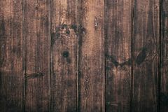 Brown drewna miękka powierzchnia jako tło, drewniana tekstura zaszaluje Zdjęcia Royalty Free