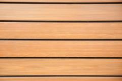 Brown drewna tło Obrazy Stock