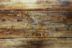 Brown Drewniana tekstura na Klasycznym meble obraz stock