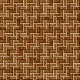 Brown drewno parkietowy Obrazy Stock