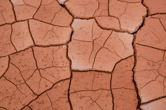 Brown earth for beauty background. Brown dry earth for beauty background Stock Photo
