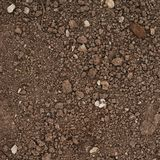 Brown earth fragment Royalty Free Stock Image