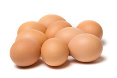 Free Brown Eggs Royalty Free Stock Photography - 12634637