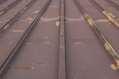 Brown-Eisendach Lizenzfreies Stockfoto