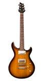 Brown Electric Guitar Stock Image