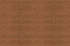 Brown element mini plate abstract background pattern effect waves horizontal stripes texture roof ceramic tiles royalty free stock image
