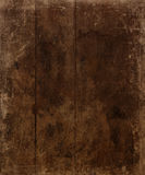 Brown envejeció el fondo de madera Imagen de archivo