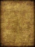 Brown envejeció y arpillera desgastada como textura Foto de archivo libre de regalías
