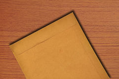 Brown Envelop Stock Images