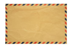 Brown envelop Stock Image