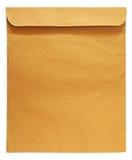 Brown envelop Royalty Free Stock Photo