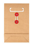Brown envelope Stock Images