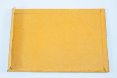 Brown envelope Royalty Free Stock Image