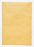 Brown envelope for letter. Royalty Free Stock Image