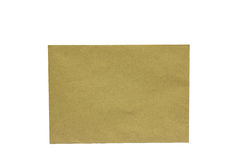 Brown envelopes Royalty Free Stock Photography