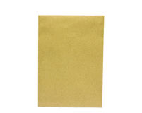 Brown envelopes Royalty Free Stock Images
