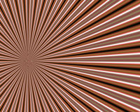 Brown explosion of lines background Stock Photos