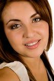 Brown Eyes Stock Image