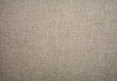 Brown fabric. Brown rough fabric texture background Stock Image