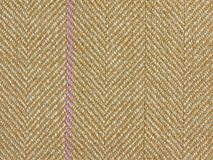 Brown fabric background Royalty Free Stock Images