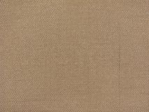 Brown fabric background Royalty Free Stock Photography