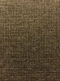 Brown Fabric. Close up photo of deep brown woven fabric royalty free stock photo