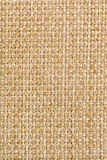 Brown fabric Stock Image