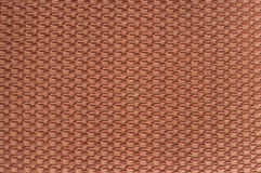 Brown fabric texture Royalty Free Stock Images