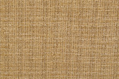 Brown fabric texture background Stock Images