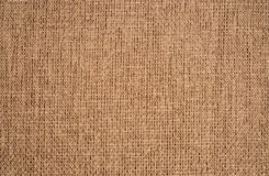 Brown fabric texture Stock Photo