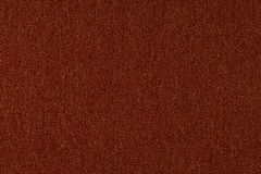 Brown fabric texture for background. Abstract background, empty Royalty Free Stock Photos
