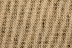 Brown fabric texture for background Royalty Free Stock Photo