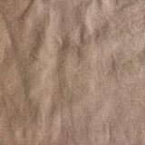 Brown fabric texture. Burlap. Stock Image