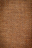 Brown fabric texture detail Royalty Free Stock Photos