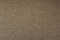 Brown Fabric Texture hi resolution Stock Photography