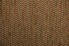 Brown Fabric Texture hi resolution Royalty Free Stock Photo