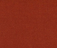 Brown fabric texture. Royalty Free Stock Images
