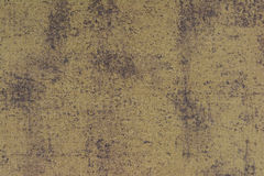 Brown fabric. To be used as background royalty free stock photography