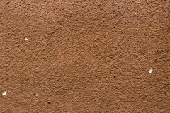 Brown facade stone texture family house exterior wall Royalty Free Stock Images