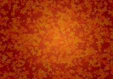 Brown fall textured background with leaves. For wallpaper use with text royalty free stock photos