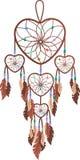 Brown, fe, plumas, libertad, paz foto de archivo