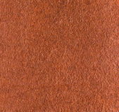 Brown felt texture background Stock Images