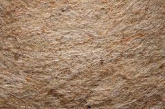 Brown felt texture Royalty Free Stock Image