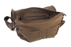 Brown female bag | Isolated Stock Image