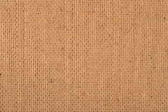 Brown fiberboard background Royalty Free Stock Photography