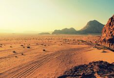Brown Field during Daytime Royalty Free Stock Photo