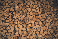 Brown Fire Woods Stock Photography