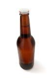 Brown-Flasche Lizenzfreie Stockbilder